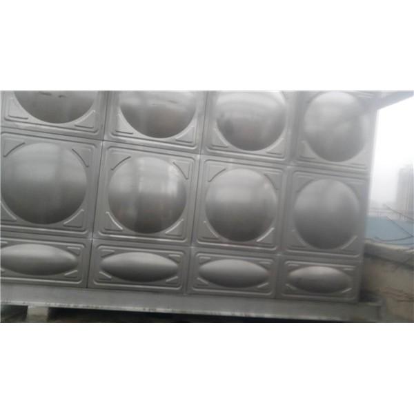 不銹鋼方型保溫水箱-- 畢節市藍騰環保建材有限責任公司