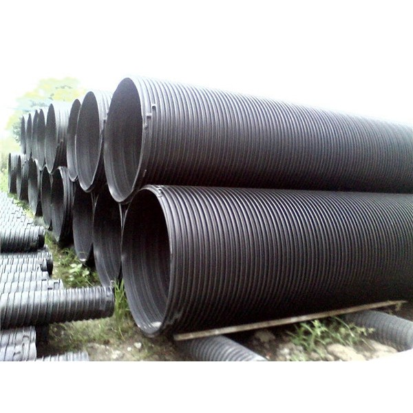 聚丙烯FRPP復合纏繞鋼帶加筋管-- 上海瑞皇管業科技有限公司