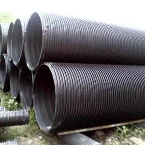聚丙烯FRPP复合缠绕钢带加筋管