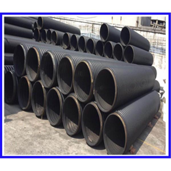 PP雙高筋增強聚乙烯纏繞管-- 上海瑞皇管業科技有限公司