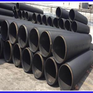 PP双高筋增强聚乙烯缠绕管