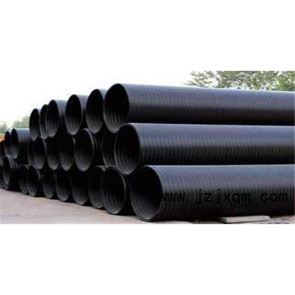 ? HDPE中空外肋螺旋纏繞管-- 上海瑞皇管業科技有限公司