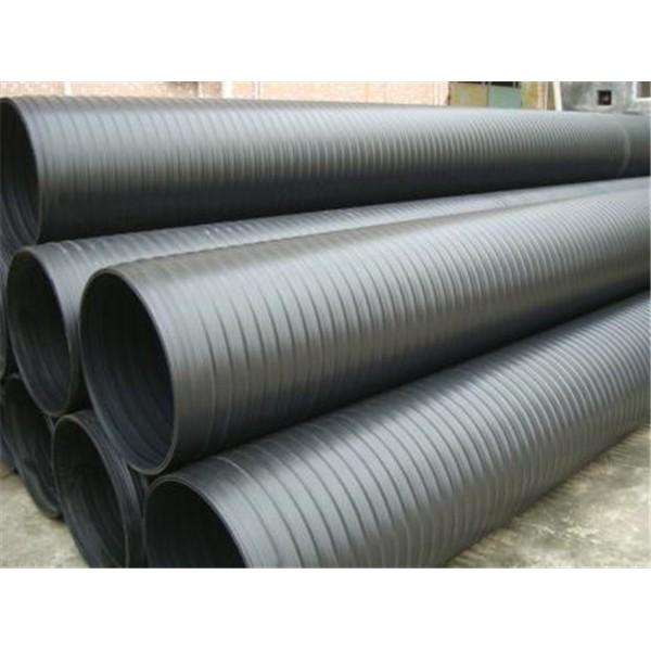 HDPE中空壁塑鋼纏繞管-- 上海瑞皇管業科技有限公司