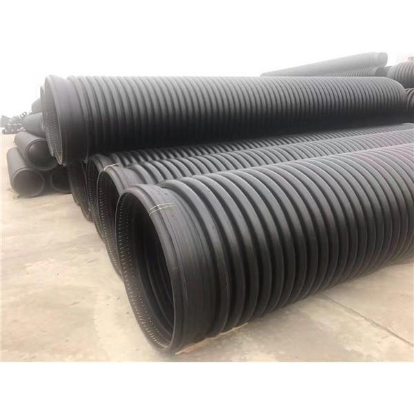 HDPE增強纏繞B型管-- 上海瑞皇管業科技有限公司
